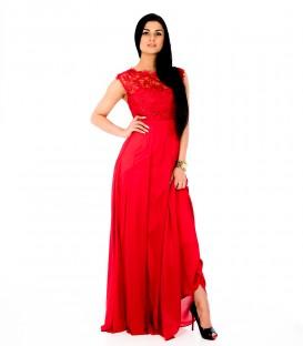 7779 Kleit- punane