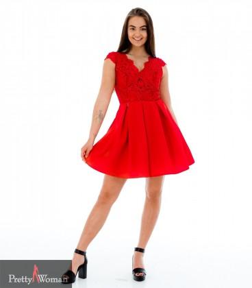 6052 Kleit- punane