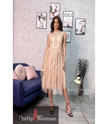 7616 Pitsist kleit
